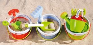 juguetes para la playa de Imaginarium