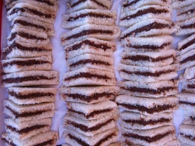 sandwich de nocilla