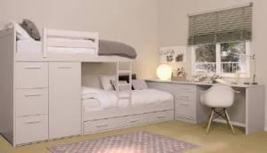 Estas camas me encantan pero ¿son cómodas para los niños?