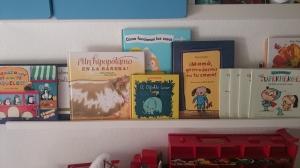 Los libros 'de cabecera'.